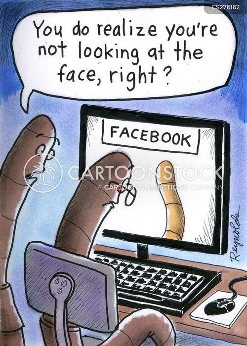 surf the net cartoon