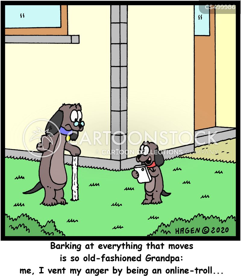 yappy cartoon