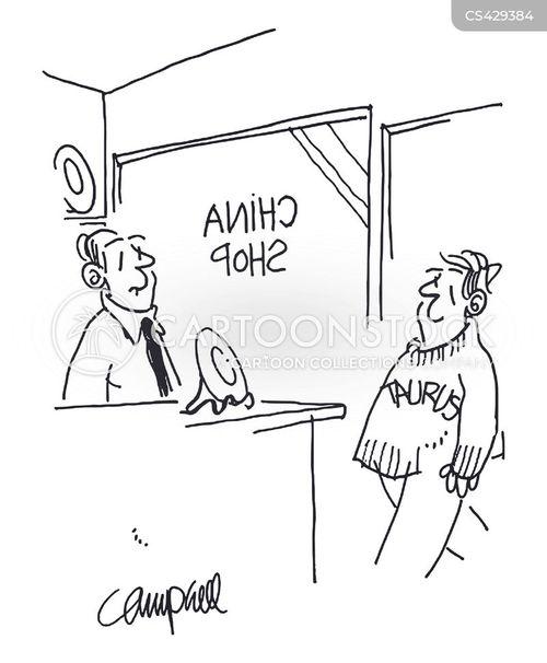 zodiac cartoon