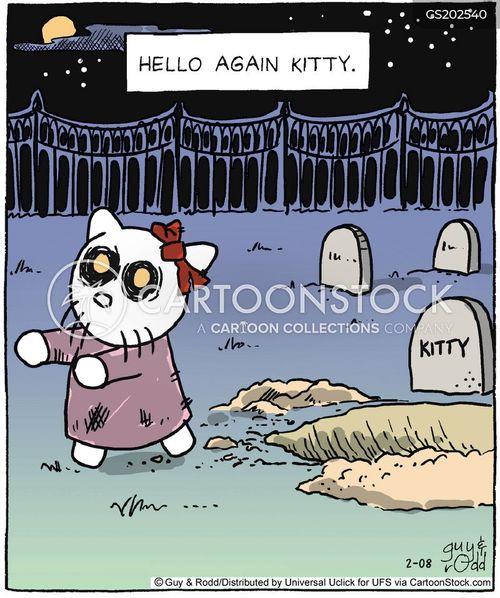 Funny Animals Zombie