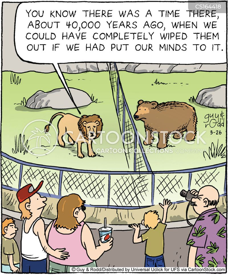 captivity cartoon