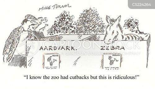 Enclosure Cartoons And Comics