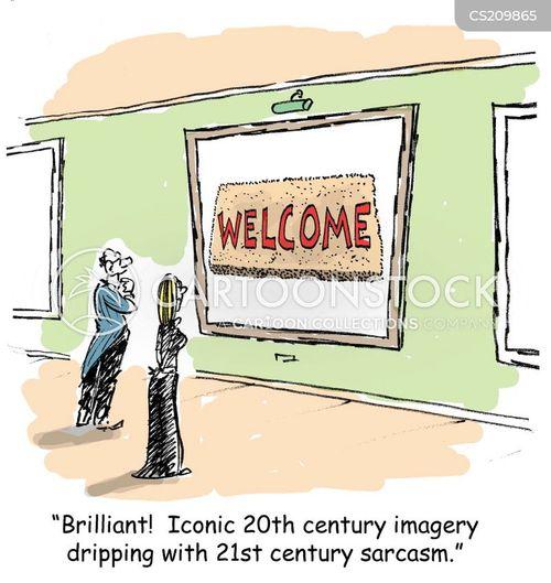 20th century cartoon
