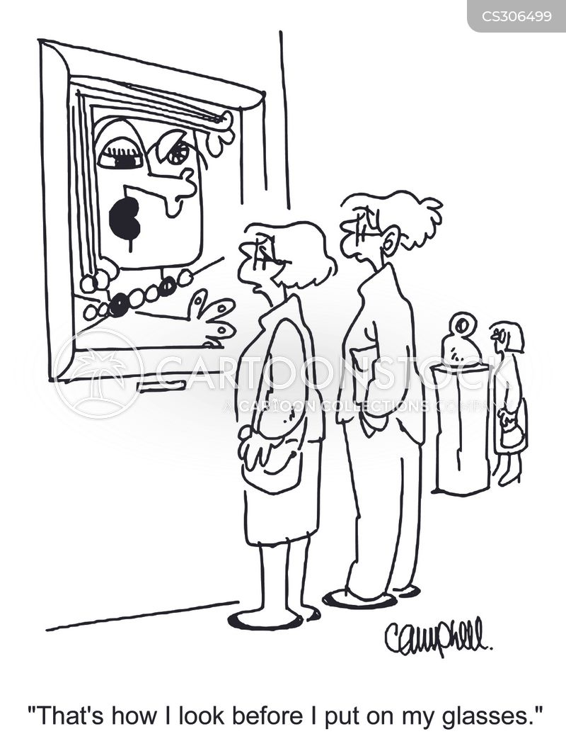 eye-sight cartoon