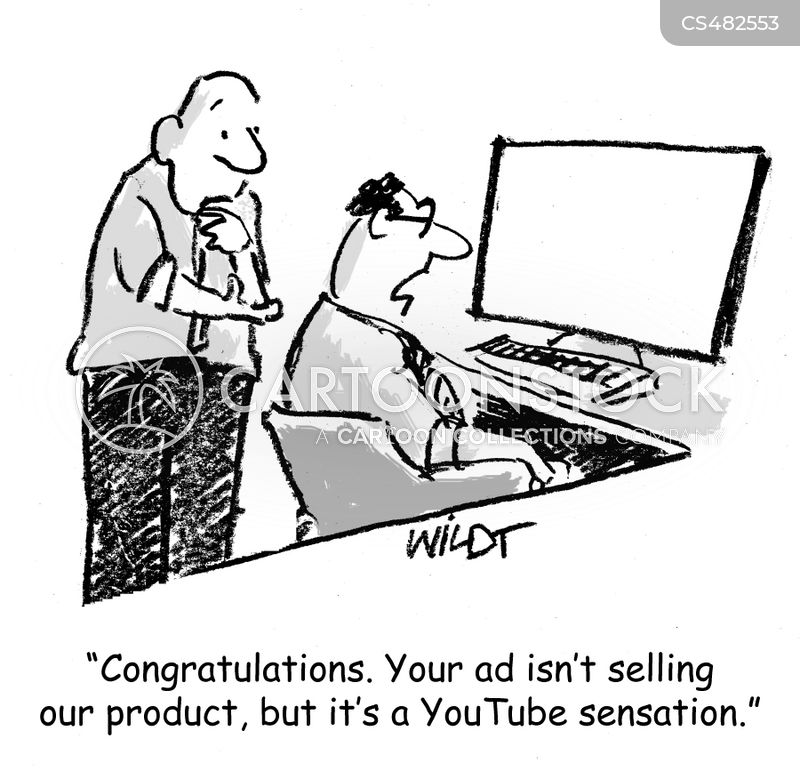 internet sensations cartoon