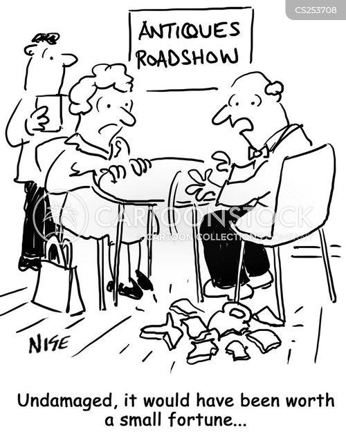 relics cartoon