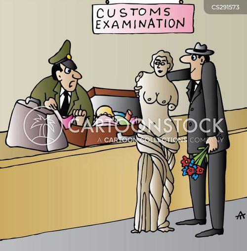 smuggled cartoon