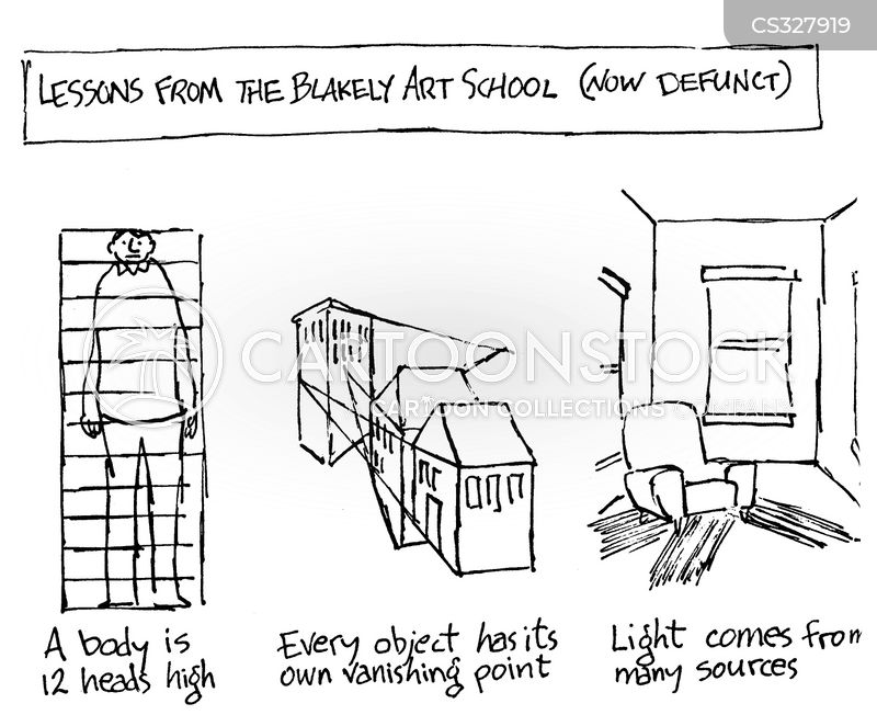 light source cartoon