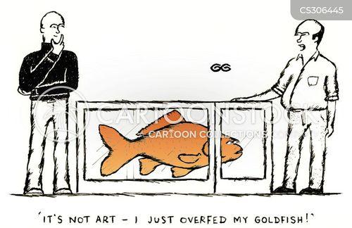 overfed cartoon