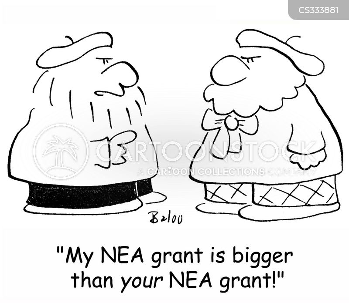 nea cartoon