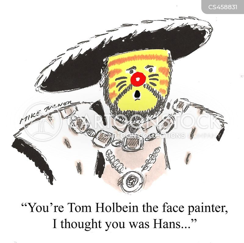 henry tudor cartoon