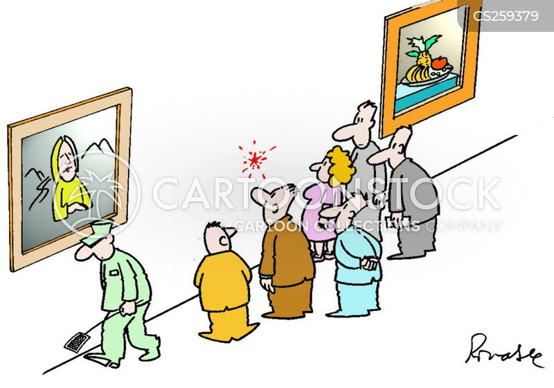 picture gallery cartoon