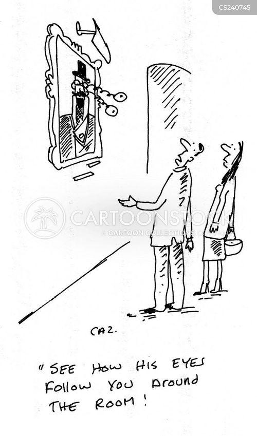gallerys cartoon