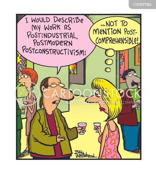 pretensions cartoon