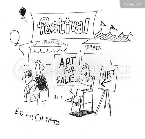 artfair cartoon