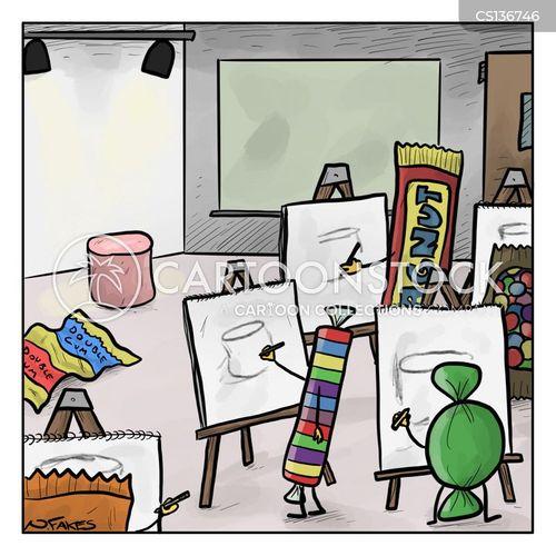 sweet wrappers cartoon