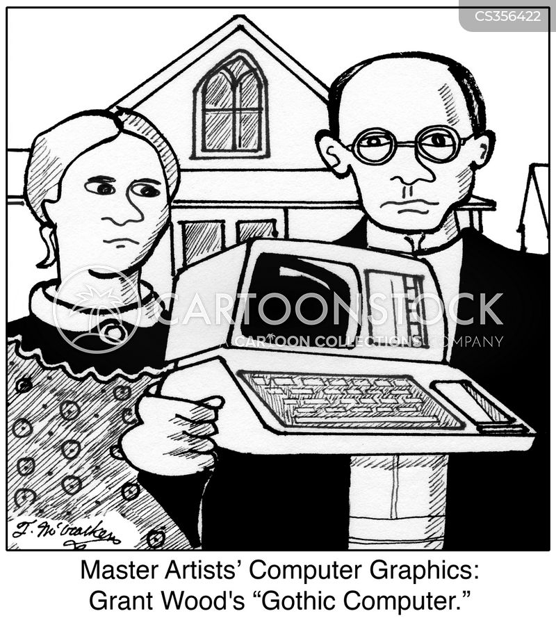 Grant Wood cartoons, Grant Wood cartoon, funny, Grant Wood picture, Grant Wood pictures, Grant Wood image, Grant Wood images, Grant Wood illustration, Grant Wood illustrations
