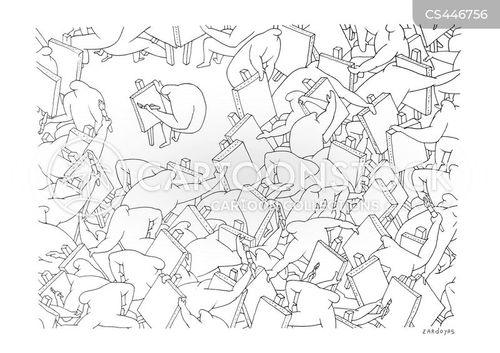 sameness cartoon