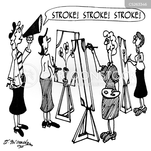 art education cartoon