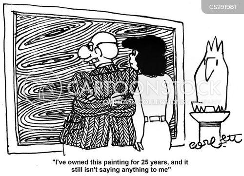 wall arts cartoon