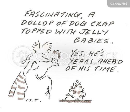contemporary cartoon