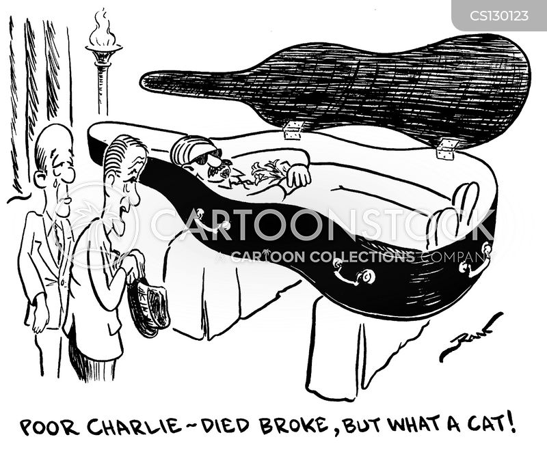 beatniks cartoon