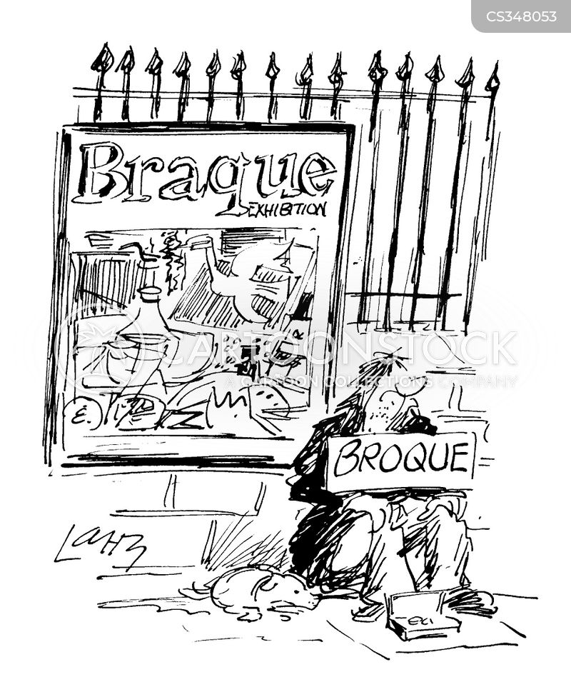 braque cartoon