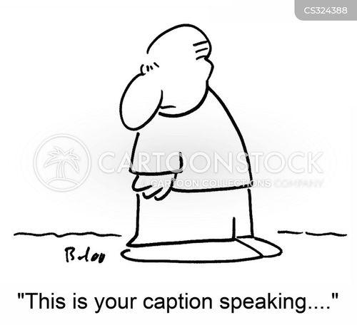 cartoon captions cartoon