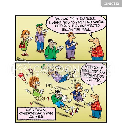 drama lessons cartoon