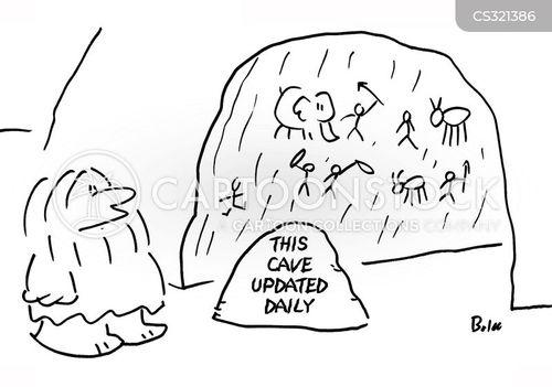 daily cartoon