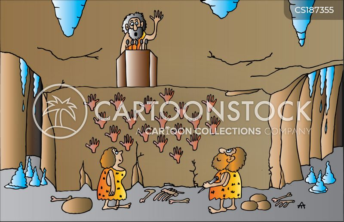 ancient artwork cartoon