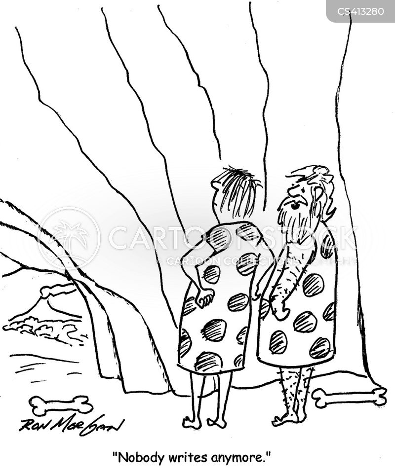 cave artwork cartoon