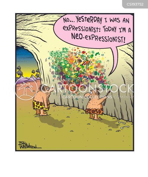 genres cartoon