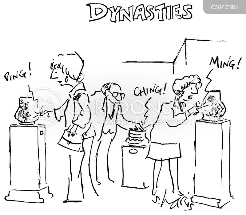 dynasties cartoon