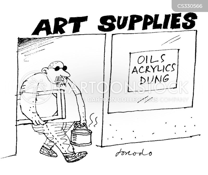 turner prize cartoon