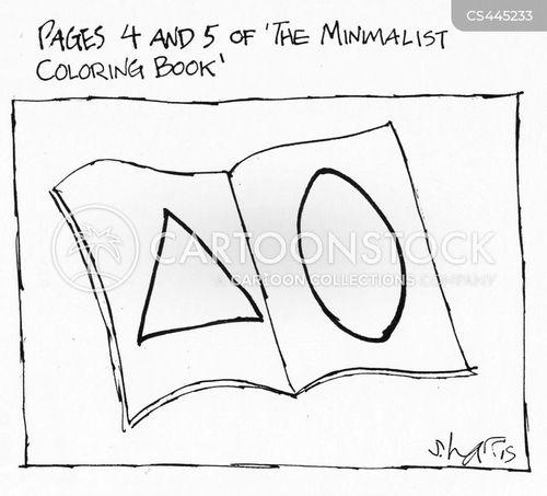 triangle cartoon