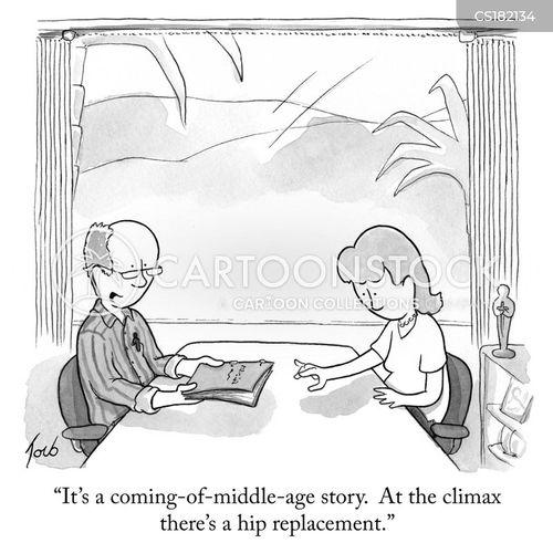 scripts cartoon