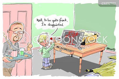 graphic designers cartoon