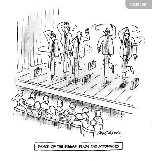 tax attorneys cartoon
