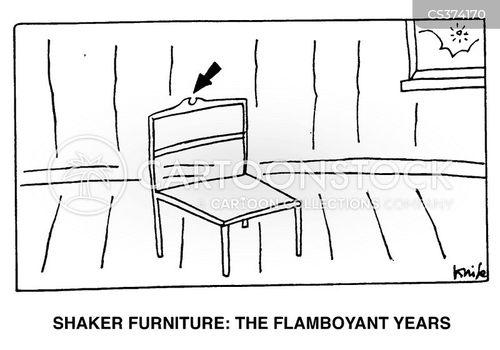 furniture design cartoon