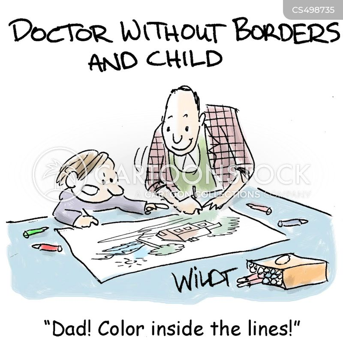 colouring books cartoon
