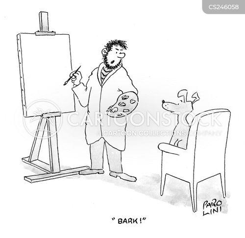 sit in cartoon