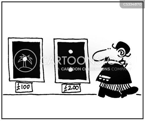 dots cartoon
