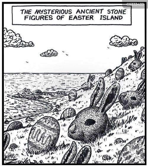 islander cartoon