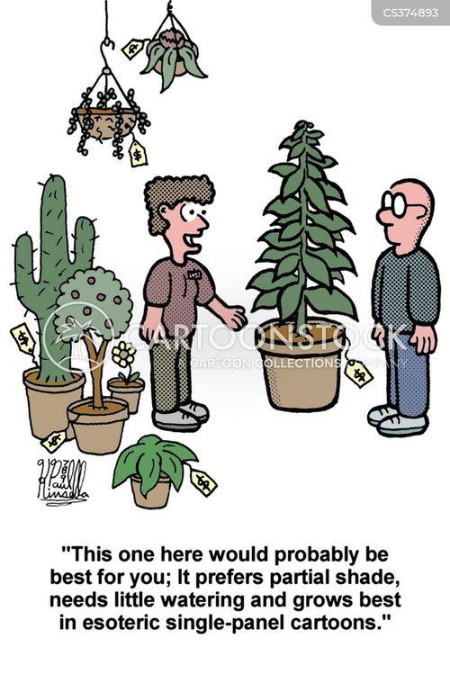 esoteric cartoon
