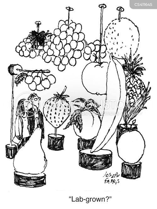 growth hormone cartoon