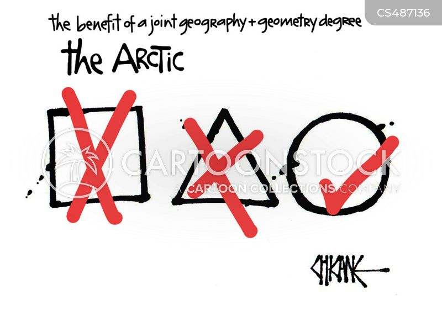 geometrist cartoon