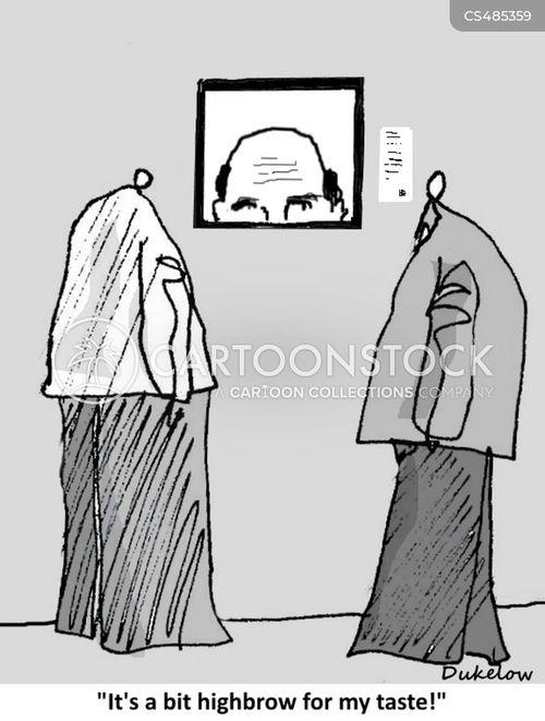 lowbrow cartoon