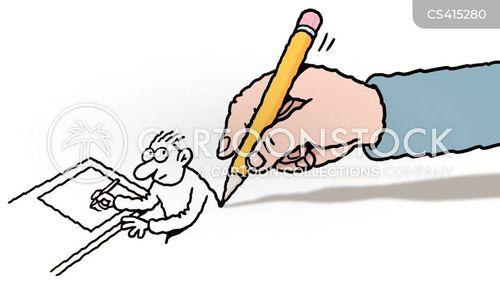 illustrators cartoon
