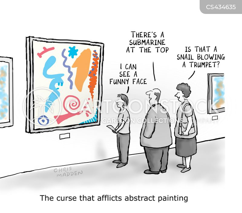 objects cartoon